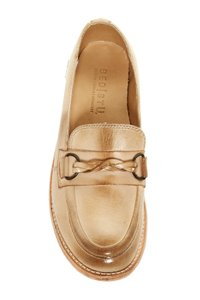 Bed|Stü Sand Rustic Leather Loafer Flats