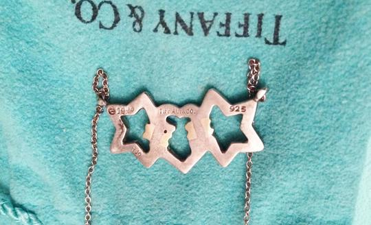 Tiffany & Co. SALE Rare Vintage Tiffany & Co Sterling & 18k Heart & Star Jewelry Set