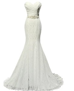 Other Strapless Lace Wedding Dress Wedding Dress