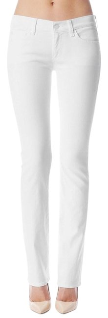 Item - White Medium Wash Classic In Clean Pid: 2419 / Sku: U190374s Straight Leg Jeans Size 29 (6, M)