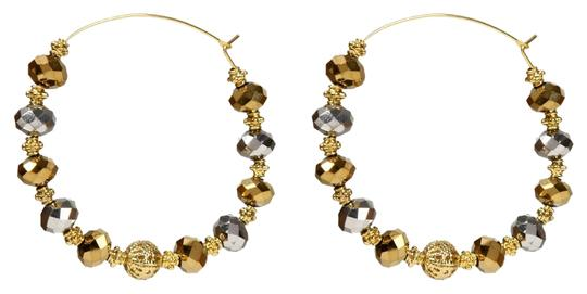 Preload https://img-static.tradesy.com/item/2141703/gold-gun-metal-thin-wire-big-hoops-with-beads-earrings-0-0-540-540.jpg