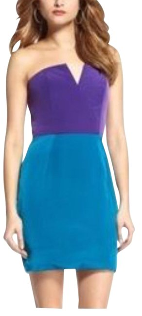 Item - Bombshell Strapless Short Night Out Dress Size 4 (S)