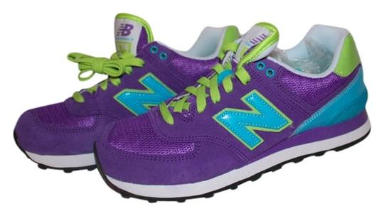 New Balance Fashion Sneakers Purple Athletic