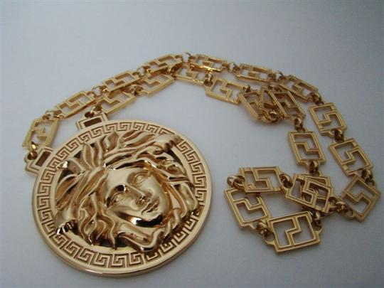 Versace MASSIVE VERSACE MEDUSA NECKLACE / BELT