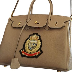 parodie officiale Satchel in Gris pearl