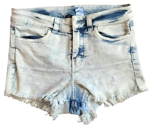 Divided by H&M Stretch Jean Stretchy Mini/Short Shorts Denim