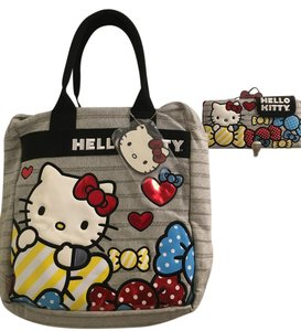 Hello Kitty Loungefly Sanrio Foil Shoulder Bag
