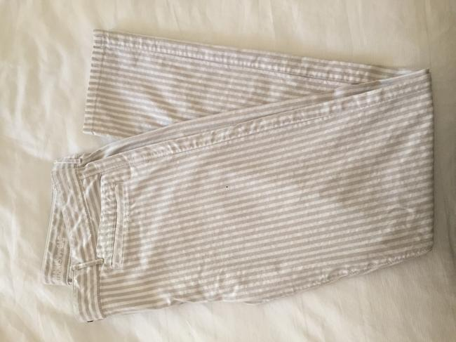 Gap Mini Stripe Skinny Pants Gap