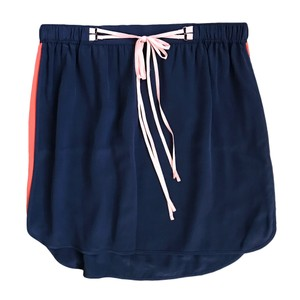 Club Monaco Mini Skirt Navy