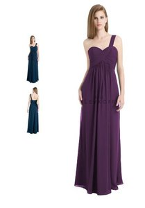 Bill Levkoff Plum Bill Levkoff #736 Dress