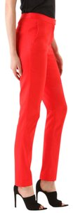Alexander Wang Fitted Cropped Bold Structured Classic Pants