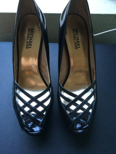 Michael Kors Heels Black Pumps