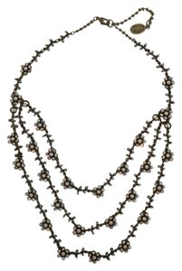 Michal Negrin 3-Tier necklace