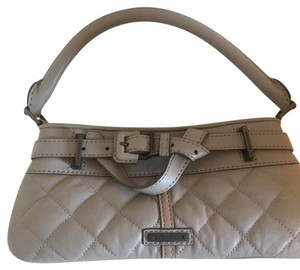 Burberry Satchel in taupe /gray