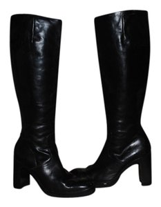 joan Helpburn Signature Series Helpbern Leather Fashion Black Boots