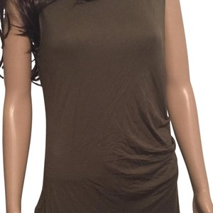 olive Maxi Dress by Calvin Klein