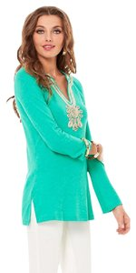 Lilly Pulitzer Green Tunic
