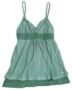Abercrombie & Fitch Top light green