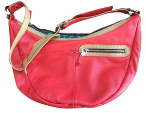 orYANY Leather Cross Body New Hobo Bag