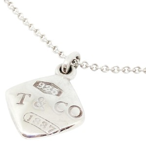 Tiffany & Co. Tiffany & Co. 1837 Pendant and Chain Necklace