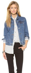 Theory Classic Casual Comfortable Womens Jean Jacket