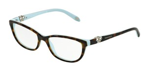 Tiffany & Co. Tiffany & Company TF2051B 8134 Crystal 51/16/135 Tortoise Eyeglasses