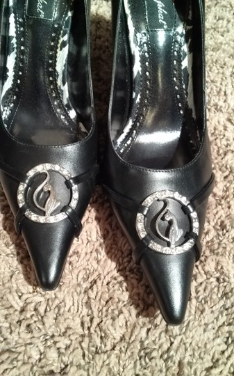 Baby Phat Black Pumps