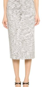 Wes Gordon Skirt gray