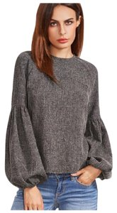 Other Top Black & Gray
