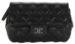 Chanel Classic Mini Flap Woc Cc Logo Shoulder Bag