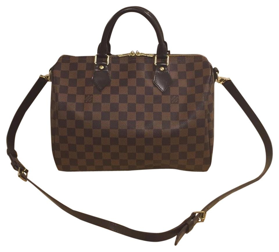 1745e7cee823 Louis Vuitton Bandouliere Speedy Neverfull Metis Turenne Satchel in Damier  ebene Image 0 ...