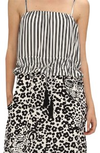 See by Chloé short dress Black and White on Tradesy