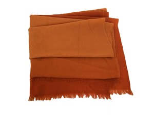 Talbots Ombre Orange Scarf