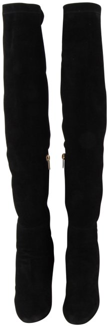Item - Black Turner Suede Over The Knee Boots/Booties Size US 9 Regular (M, B)