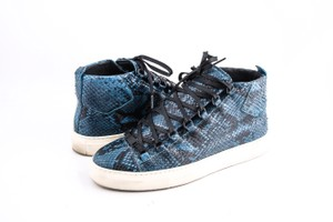 Balenciaga Python Arena High-top Sneakers Shoes