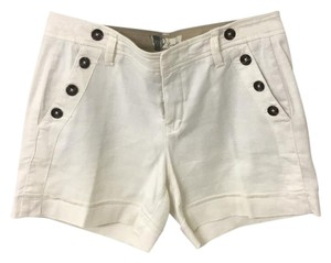 Level 99 Mini/Short Shorts cream