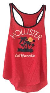 Hollister Top Red