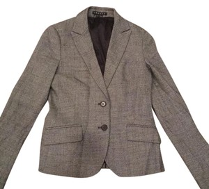 Theory black Tweed Blazer