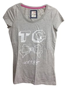Tommy Hilfiger T Shirt Gray