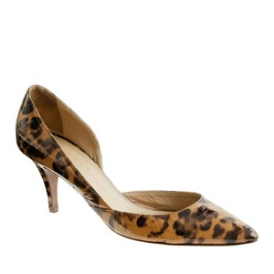 J.Crew Brown Pumps