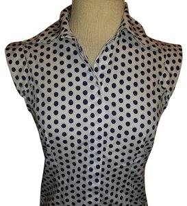 Alexander McQueen Button Down Shirt Polka dot