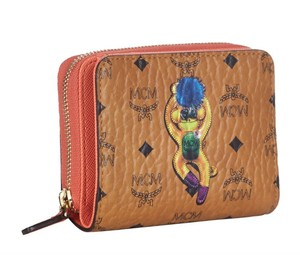MCM MCM Limited Edition Monkey Wallet