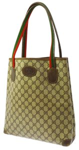 Gucci Tote in beige brown