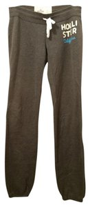 Hollister Athletic Pants Grey