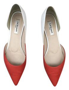 3d9f04d3f45a Women s White L.K. Bennett Shoes - Up to 90% off at Tradesy