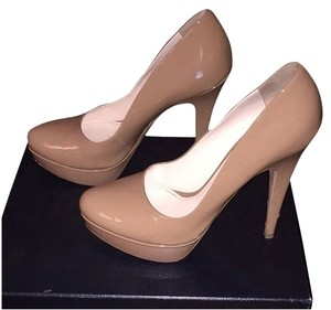 Prada Nude Pumps