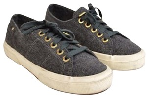 Superga Gold Trainers Sneakers Cashmere Gray Athletic