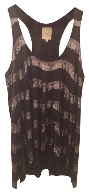 Preload https://item2.tradesy.com/images/zoa-gray-racerback-tank-night-out-top-size-4-s-2142606-0-0.jpg?width=400&height=650