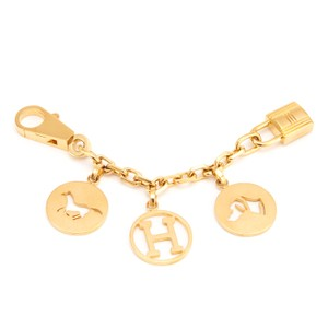 5b1b42dc2d20 Hermès Hermes Breloque Charm Gold Bag Charm for Birkin and Kelly Bag RARE