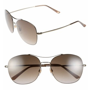 Gucci Navigator Stainless Steel Sunglasses